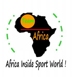 Team africa - logo slogan
